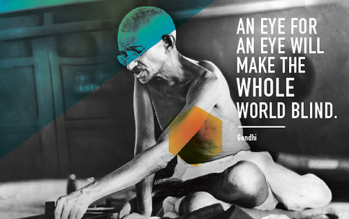 38-gandhi-qoute-eye-artwork-picture-illustration